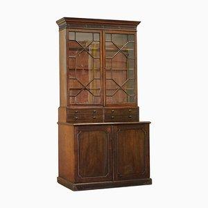 George IV Hardwood Library Bookcase, 1820s