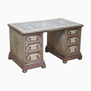 Pedestal Desk by Thomas Marquis Doisy