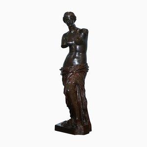 Antike Venus de Milo Statue aus Bronze von Tiffany & Co.