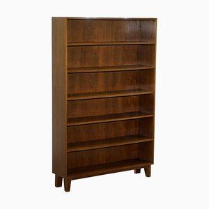Mid-Century Modern Pattern Ring Oberflaf Treatment Bookcase