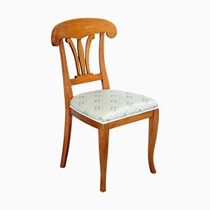 Italian Dressing Table Chair from Selva