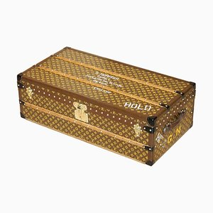 Victor Jones 14th King Hussars Steamer Trunk from Louis Vuitton, 1920s