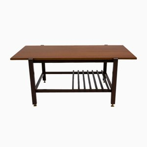 Mid-Century Coffee Table by Ico Parisi, Italy, 1950s