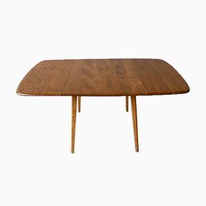 Plank Top Drop Leaf Dining Table from Ercol