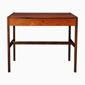 Rosewood Desk by Arne Wahl Iversen for Vinde Møbelfabrik