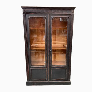 Late 19th Century Library Cabinet