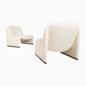 Alky Chairs by Giancarlo Piretti for Castelli/Artifort, 1970s, Set of 2