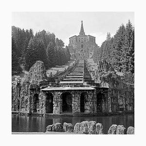 Kupfer Skulptur des Herkules in Kassel, Deutschland 1937 Gedruckt Später 1937/2021