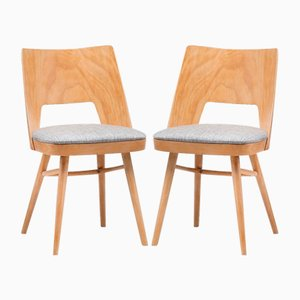 Chairs from Radomsko, Set of 2