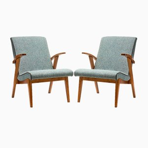 Type 300-123 Puchały Armchairs, Set of 2