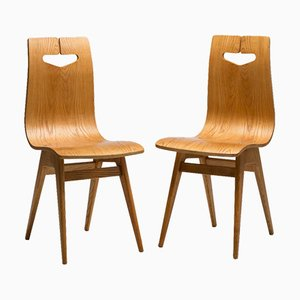 1329 Chairs by R. T. Hałas, Set of 2
