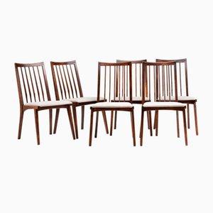 Type 200-157 Stühle von RT Hałas, 5er Set