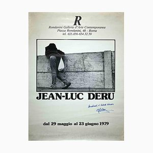 Póster de Jean-Luc Didu, Vocerio Raptia Rondani, 1979