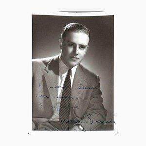Unbekannt, Ivan Sardi Autogramm, 1951