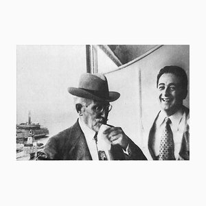 Sconosciuto, Giuseppe Valdengo, 1986