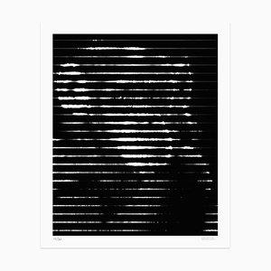 Dadodu, White Lines, Giclée, 2016