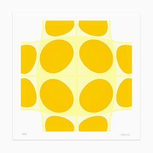 Dadodu, Yellow Composition, Giclée, 2010