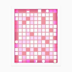 Dadodu, Pink Composition, Giclée, 2010