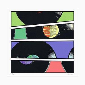 Dadodu, Vinyls, Giclée, 2008