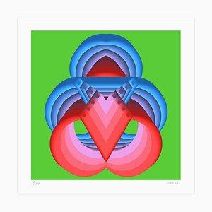 Dadodu, Symmetry, Giclée, 2019