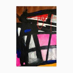 Ayesays, abstrakte Malerei, 2021