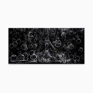 Gravité, Liquid 83, Photographie Abstraite, 2015, Philippe Starck