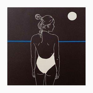 Agnieszka Borkowska, The Moon Mood, 2020