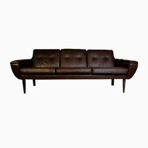 Dänisches Vintage 3-Sitzer Sofa von Svend Skipper, 1966