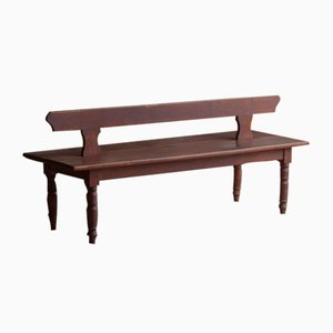 Double-Sided Bench