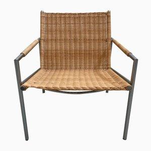 SZ 01 Armlehnstuhl von Martin Visser für T Spectrum