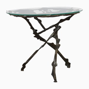 Iron Coffee Table by Savino Masura