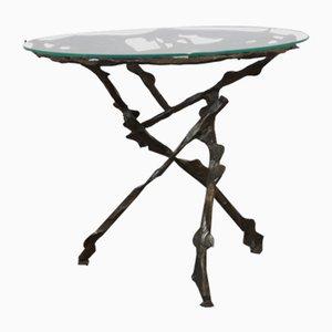 Table Basse en Fer par Savino Masura