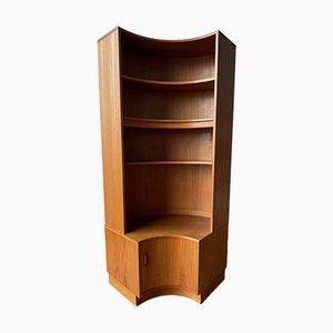 Vintage Corner Storage Unit with Shelves from G-Plan