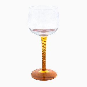 Wine Glasses, 1950s, Set of 6