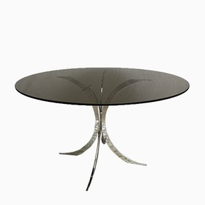 Living Room Table by Boris Tabacoff for Christofle, 1970s