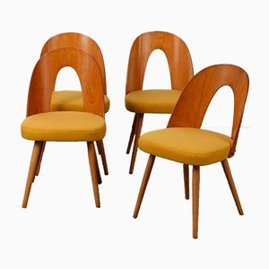 Vintage Chairs by Antonin Suman, 1960s, Set of 4