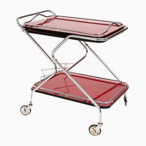 Mid-Century Bar Trolley from Torck, 1950s