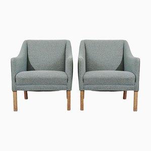 Armchairs bx Ole Wanscher, Set of 2
