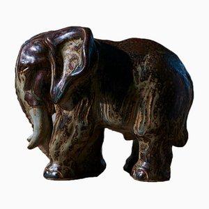 Elephant by Knud Kyhn for Royal Copenhagen