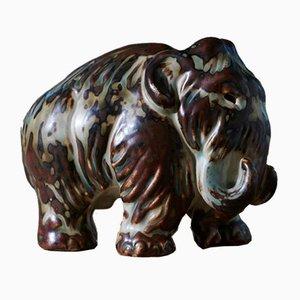 Mammoth von Knud Kyhn für Royal Copenhagen