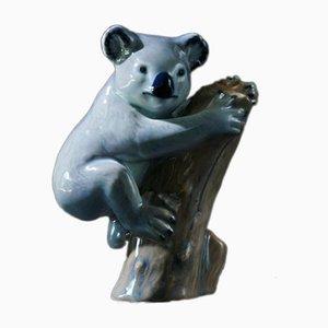 Porzellan Koala Bär Figur von Copenhagen B&G