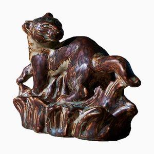 Hermelin von Knud Kyhn für Royal Copenhagen