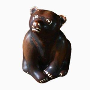 Sitting Bear by Gunnar Nylund for Rörstrand