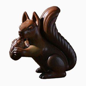Squirrel by Gunnar Nylund for Rörstrand