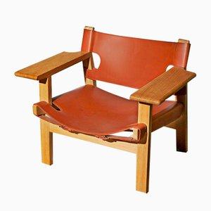 Spanischer Modell 2226 Stuhl von Børge Mogensen für Fredericia