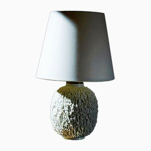 Chamotte Table Lamp by Gunnar Nylund for Rörstrand
