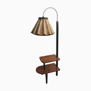 Art Deco Floor Lamp by Jindrich Halabala for Up Brno