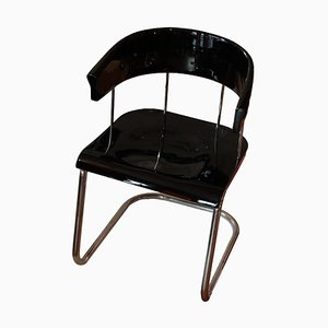 German Cantilever Stool from Mauser, 1940s