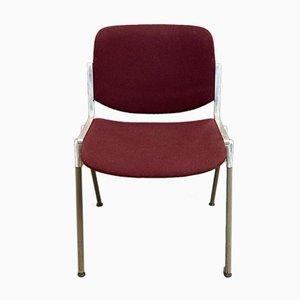 Castelli Chairs by Giancarlo Piretti, Set of 6