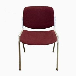 Castelli Chairs by Giancarlo Piretti, Set of 4